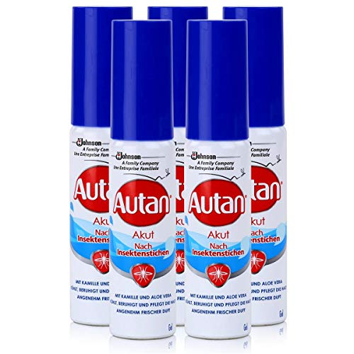 5Pack Autan Akut Gel 5x 25ml