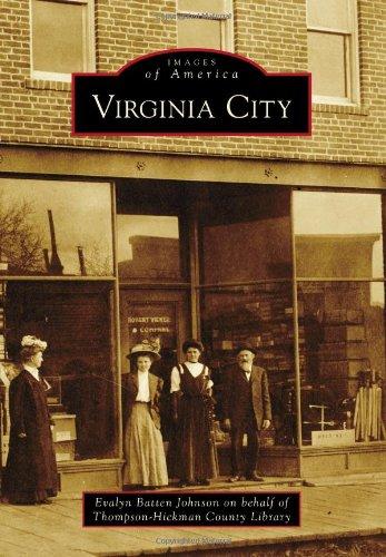 Virginia City (Images of America)