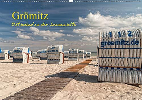 Grömitz - Ostseebad an der Sonnenseite (Wandkalender 2021 DIN A2 quer)