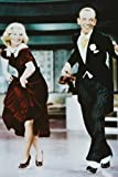Poster Fred Astaire & Ginger Rogers, 61 x 91 cm