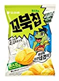 Korean Orion New Four Layers Turtle Chip Corn Soup Flavor (2 Pack)