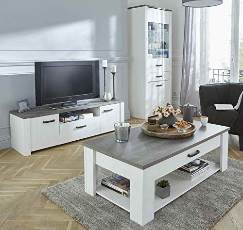 Mueble tv vitrina | Mejor Precio de 2020 - Achando.net
