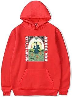 MU-PPX Sudaderas con Capucha Sudadera Mujer Hombre Streetwear Sudadera con Capucha Ropa De Invierno Harajuku