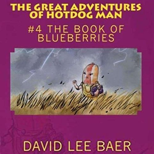 The Book of Blueberries audiobook cover art