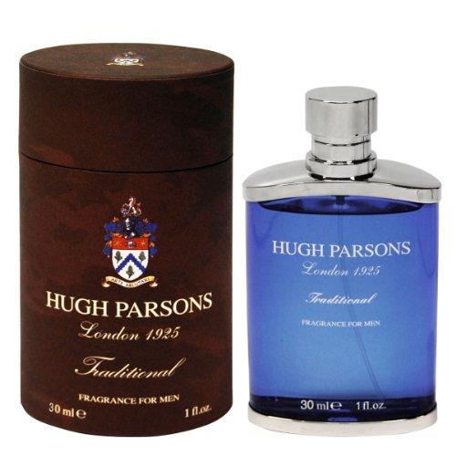 Hugh Parsons Traditional Eau de Parfum spray, 30ml, 1er Pack (1x 30ml)