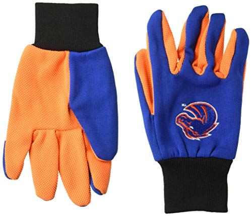 Boise State 2015 Utility Glove - Colored Palm