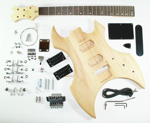 Cherrystone 4260180886207 kompletter Bausatz für E-Gitarre Heavy Metal BG50