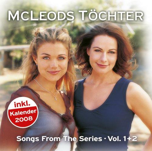 McLeods Töchter Vol. 1+2 (Doppel-CD) plus Kalender 2008