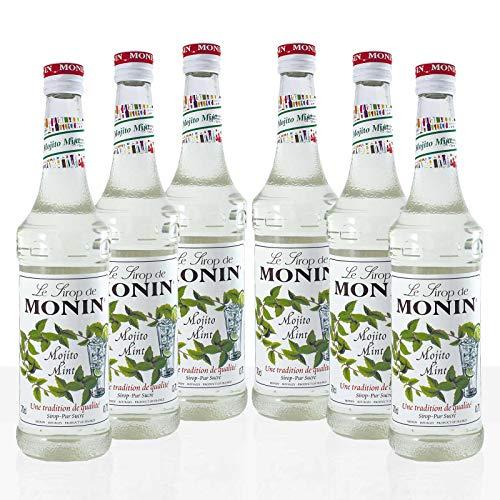 Monin Sirup Mojito Mint 6 x 0,7l