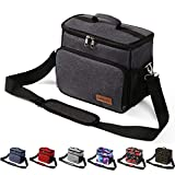 Best Work Lunch Boxes - Adult Lunch Boxes For Men Heavy Duty Insulated Review