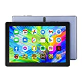 Tablet 10 Zoll Android 10 Tablet Quad-Core-Prozessor, AWOW Tablet 10 Angebote, 4GB RAM, 64GB eMMC, 1.5~1.6GHz, 1280 x 800 HD IPS, 2MP & 13MP Kamera, Android 10, Bluetooth 4.0, Type-C, 5000mAh