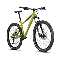 Reliable 6061-T6 aluminum hardtail frame with progressive, low-slung geometry for trail riding performance Custom-formed and butted tubing adds strength without adding weight Smooth front suspension courtesy of an SR Suntour XCR 120mm travel fork Shi...
