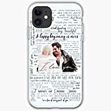 Phone Case Killian Captainswan Ouat Once Time Swan A Emma Upon Captain Jones Hook Compatible with iPhone 12 Pro Max Mini 11 Pro Max XR SE 2020/7/8 X/Xs 6S Samsung S21 Ultra Plus