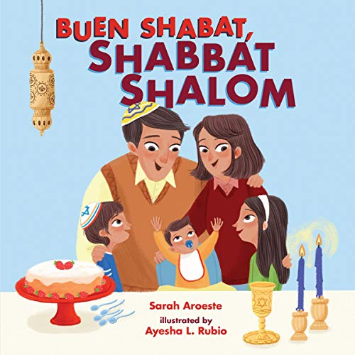 Buen Shabat, Shabbat Shalom cover art