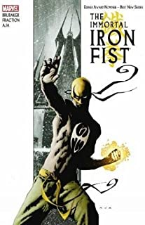 The Immortal Iron Fist Omnibus