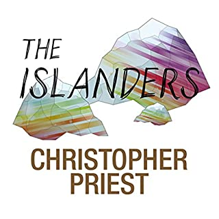 The Islanders audiobook cover art