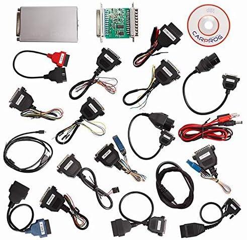 V10 05 Carprog Full Set Cables Adapter ECU PROG Programmer for Car product image