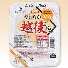 バイオテックジャパン 低たんぱく たんぱく調整 やわらか越後ごはん 150g×20食 1ケース