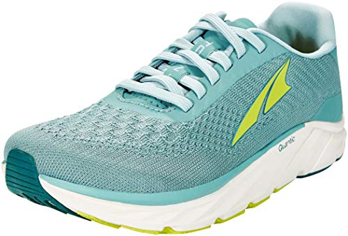 ALTRA Women's AL0A4VR2 Torin 4.5 Plush Road Running Shoe, Mineral Blue - 9 M US