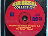 Encore Software: Colossal Collection (Burpee 3-D Garden Designer 3.0 Millennium Edition: Tomb Pinball)