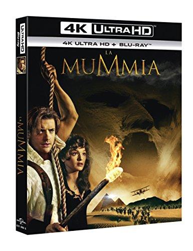La Mummia (4K Ultra HD + Blu-Ray) [Italia] [Blu-ray]