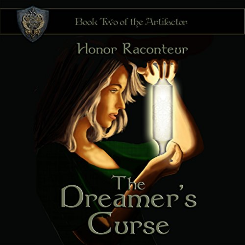 The Dreamer's Curse audiobook cover art