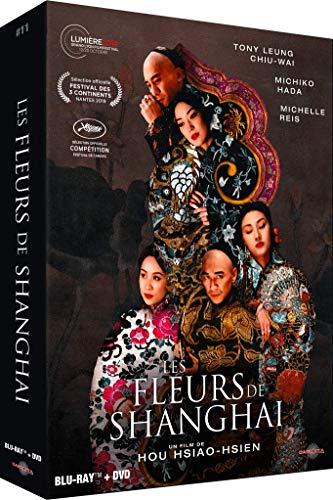 Les Fleurs de Shanghaï [Édition Prestige limitée-Blu-Ray + DVD + Goodies]