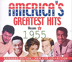 America's Greatest Hits: 1955 By Various ,Gisele McKenzie ,Boyd Bennett & His Rockets (2015-04-13)
