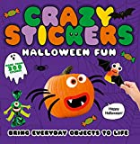 Halloween Fun: Bring Everyday Objects to Life (Crazy Stickers)