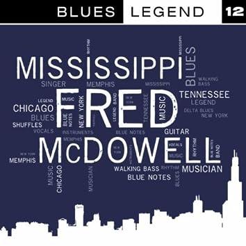 Blues Legend Vol. 12