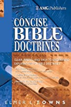 AMG Concise Bible Doctrines (AMG Concise Series)