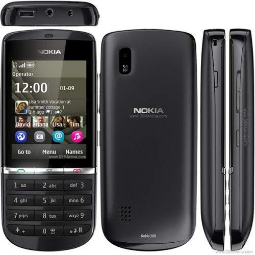 Nokia C3-01 Grafite Touch and Type ohne Simlock, 5 MP, NEU und OVP