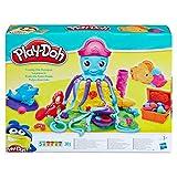Hasbro Play-Doh - Kraki die Knet-Krake Knete, für fantasievolles und kreatives Spielen