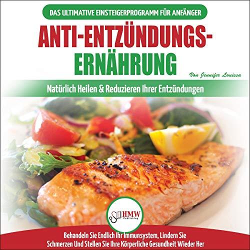 Anti-Entzündungs-Ernährung [Anti-Inflammatory Diet] cover art