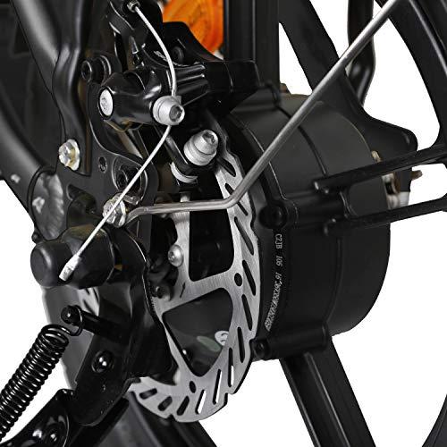 TrekPower Folding Electric Bike