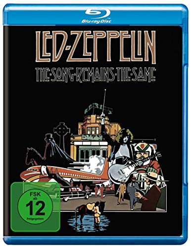 Led Zeppelin - The Song remains the Same [Alemania] [Blu-ray]
