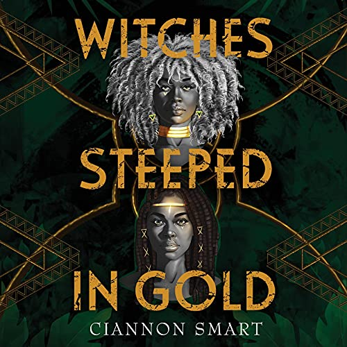 Witches Steeped in Gold cover art