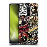 Head Case Designs sous Licence Officielle AC/DC ACDC Coutume Personnalisé Vintage Art Coque en Gel...