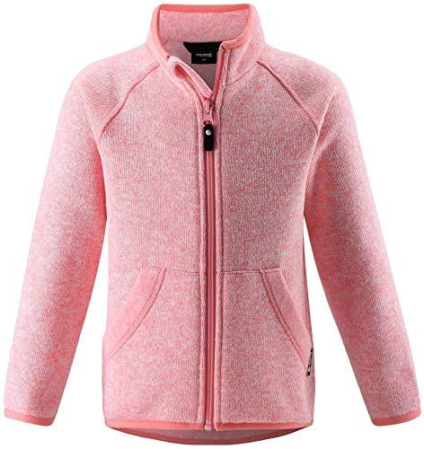 Reima Hopper Fleece Sweater Kinder Bubblegum pink Kindergröße 110 2020 Jacke