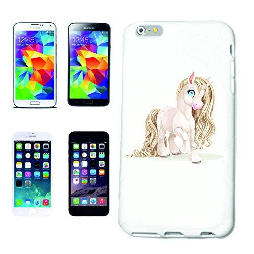 Reifen-Markt Carcasa para iPhone 5 y 5S, diseño de unicornio y unicornio