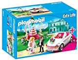 Playmobil StarterSet - City Life Fiesta de Boda Playsets de Figuras de jugete, Color Multicolor (Playmobil 6871)
