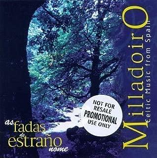 As Fadas De Estrano by Milladoiro [Music CD] [Audio CD] Milladoiro
