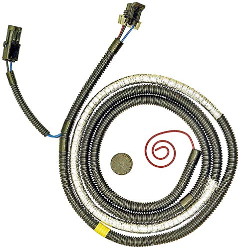 APDTY 711711 4WD Actuator Wiring Harness For Four Wheel Drive Actuator 711212 or GM 26060073 (Can Also Be Used As An Upgrade On 1988-1996 Models With The Older Thermal-Gas Type Actuator)
