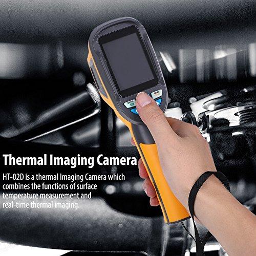Akozon Infrarot Wärmebildkamera HT-18 - 4