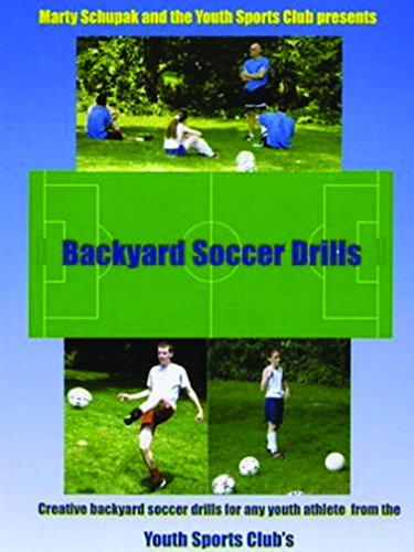 Backyard Soccer Drills