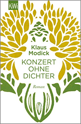 Front cover for the book Konzert ohne Dichter: Roman by Klaus Modick
