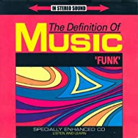 Definition Of Music Funk