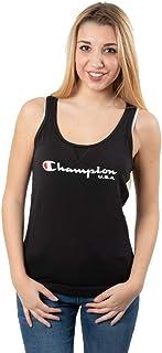 Champion Tank Top For Women - Black L 8052785268504