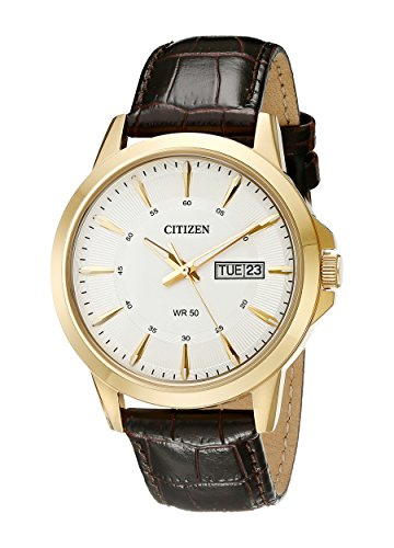Men's Quartz Watch with Day/Date, BF2018-01A