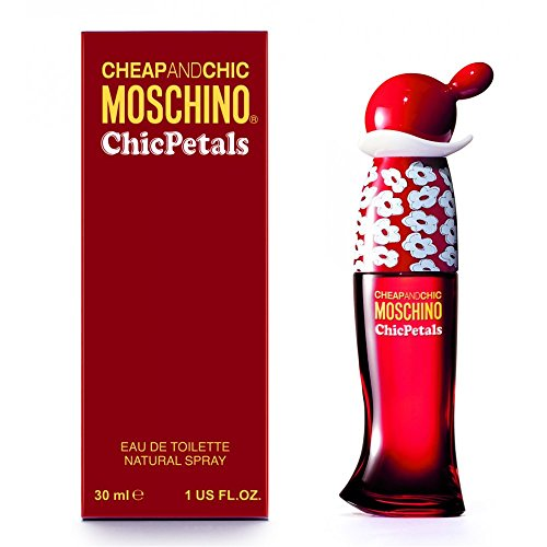 Moschino ChicPetals Eau de Toilette, Donna - 30 ml